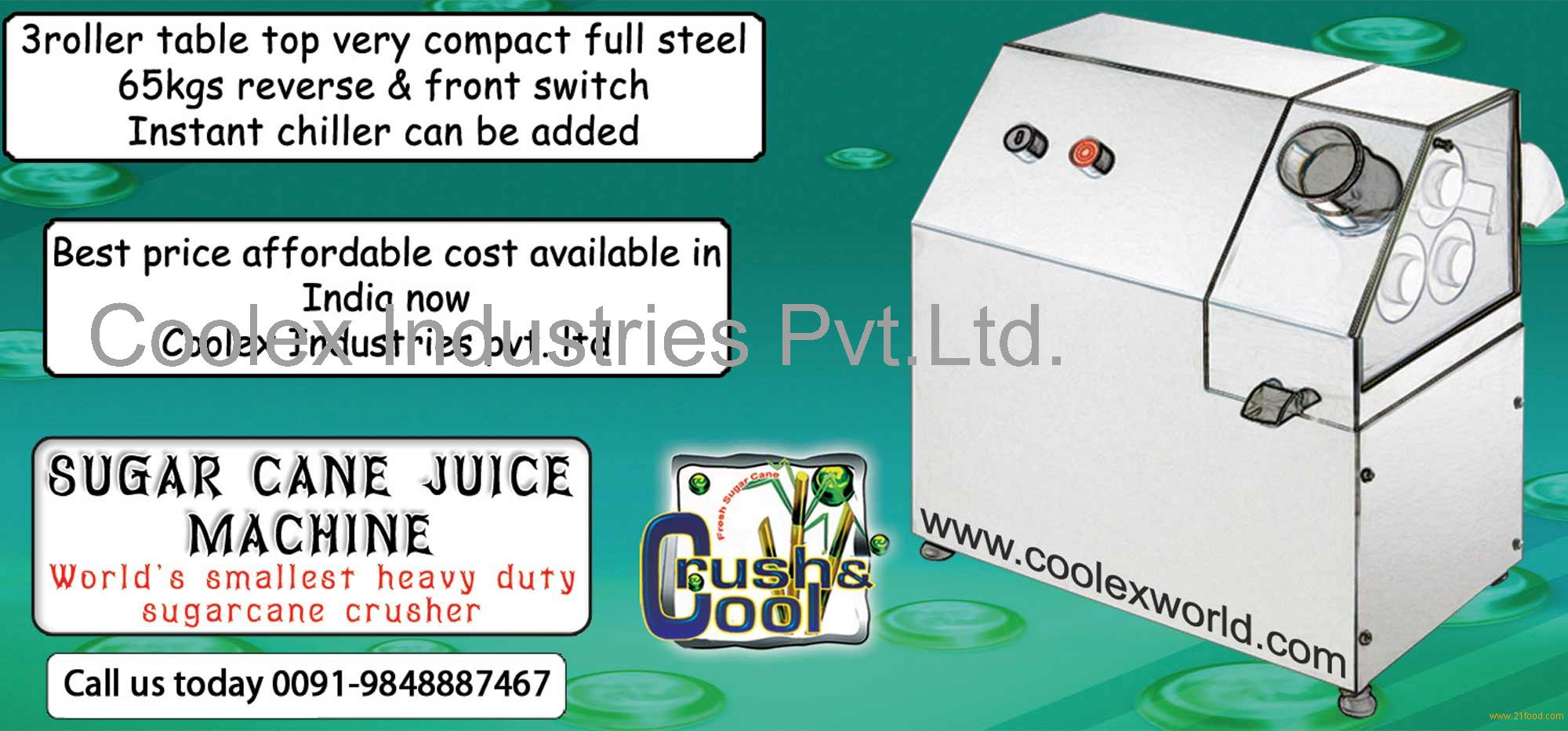 Table Top Sugarcane Juice Machine Products India Table Top