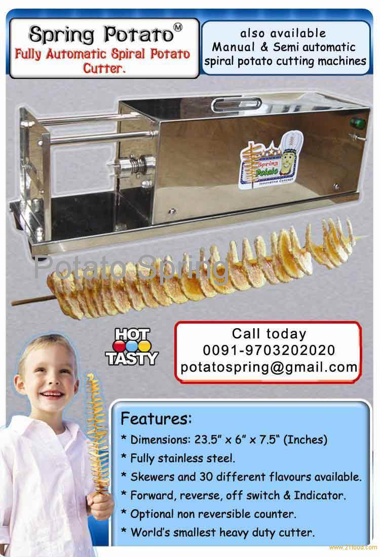 fries cutting machine india