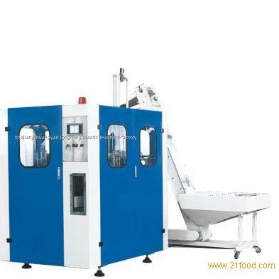 CM-A2 full automatic bottle blow molding machine