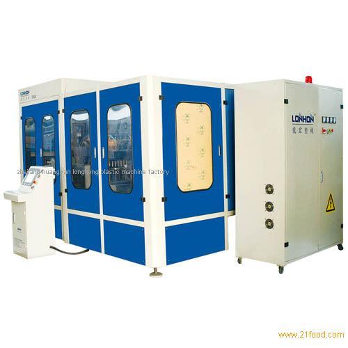 CM-G8 Rotary blow molding machine