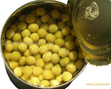 Canned Green Peas in tin 425ml nw400g dw240g EU stardand