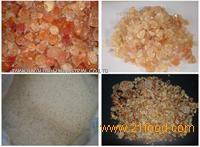 Wet and hot melt granulation for producing granules engineering essay