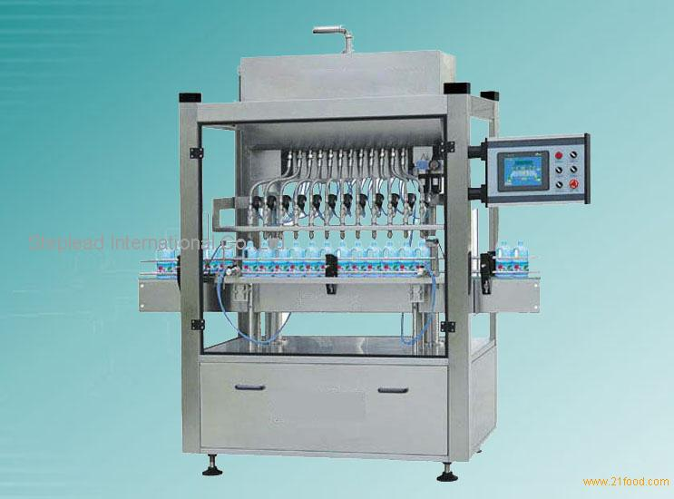 oil filling machine linear filling machine piston filling