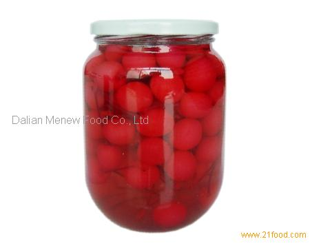 CANNED CHERRY 720ML