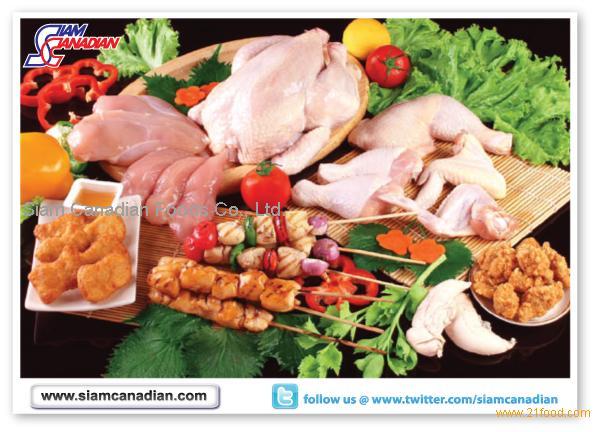 Frozen Poultry
