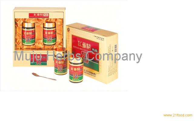 RED GINSENG PLUS
