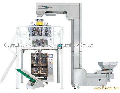 Packing Machine with Multi-Heads Combination Weigher