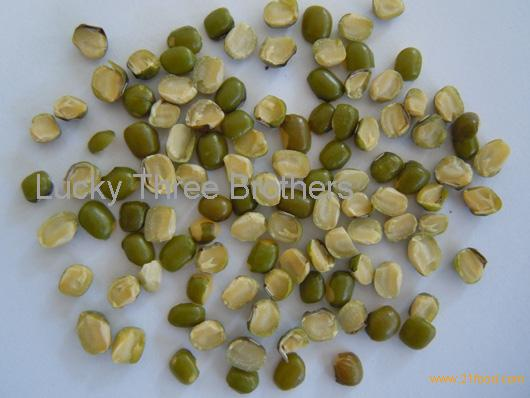 how to cook with green mung beans