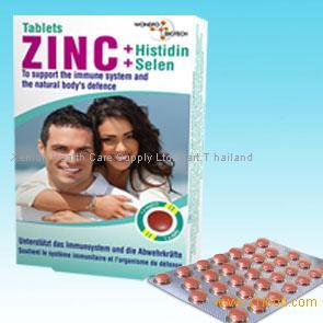 Zinc Tablets From Thailand Bangkok Zinc Tablets Manufactory Xenion