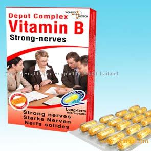 Vitamin B complex (Strong nerves)