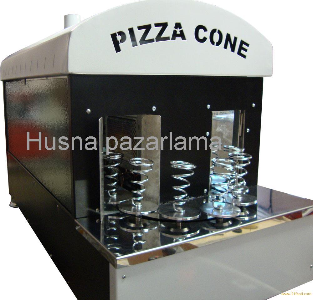 Pizza Cone Machine Pizza Cone Gas Oven 24
