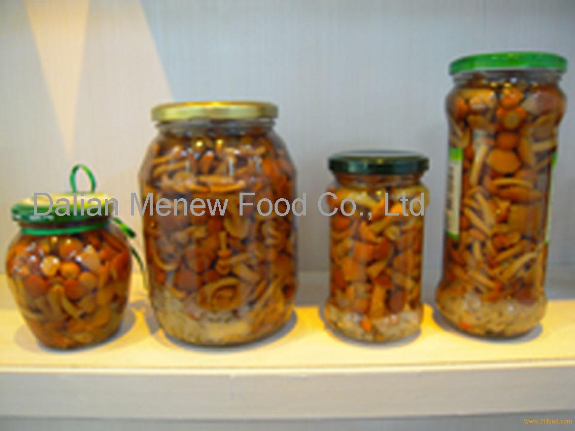 Canned Marinated Nameko in 310ml