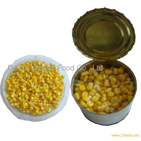 canned sweet corn 425ml*24tins