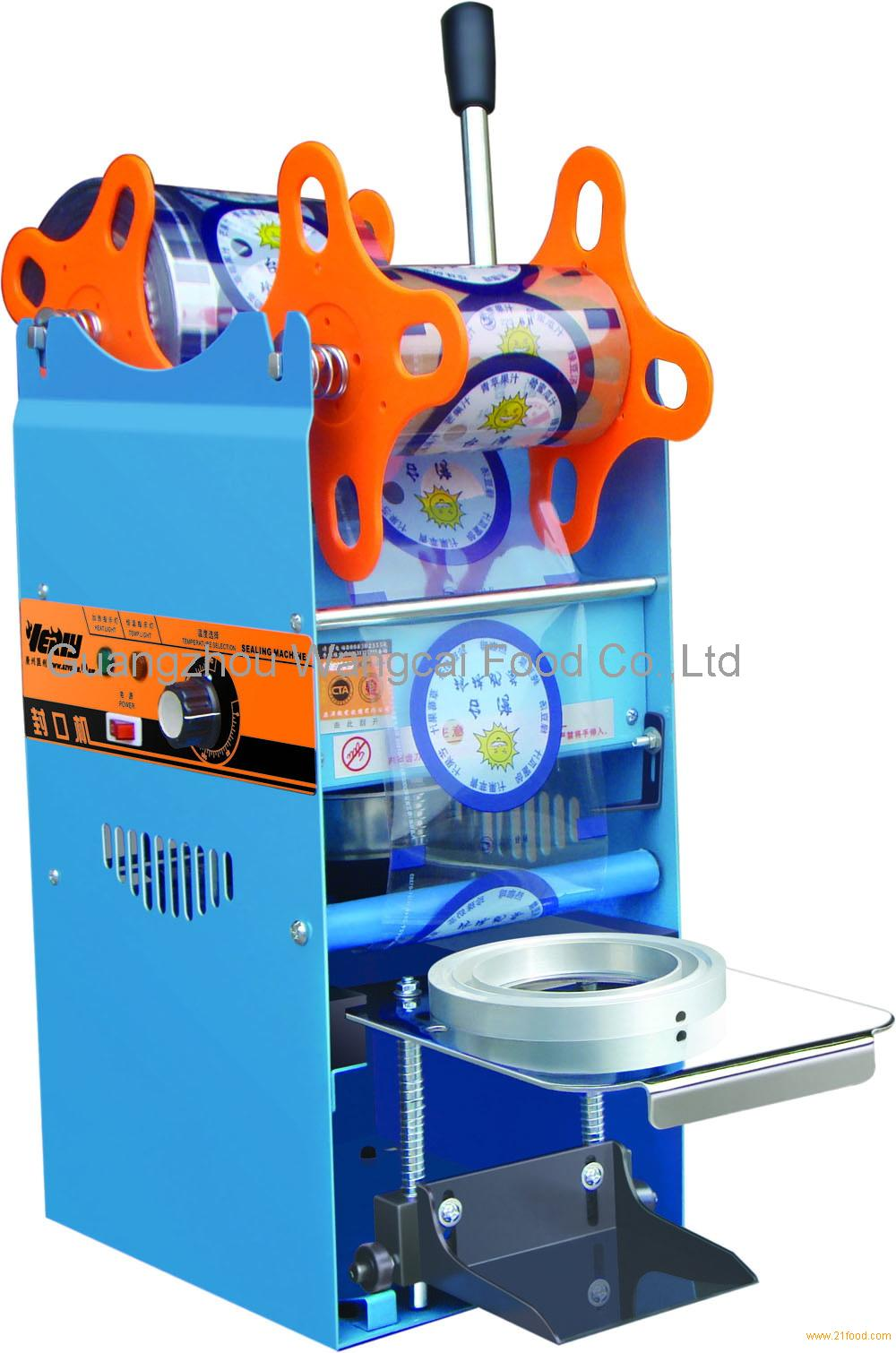 sealing machine bubble tea