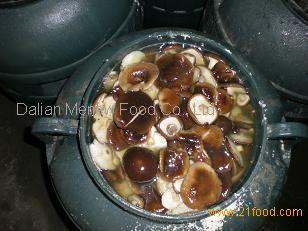 Canned Shiitake birined in drum 50kg