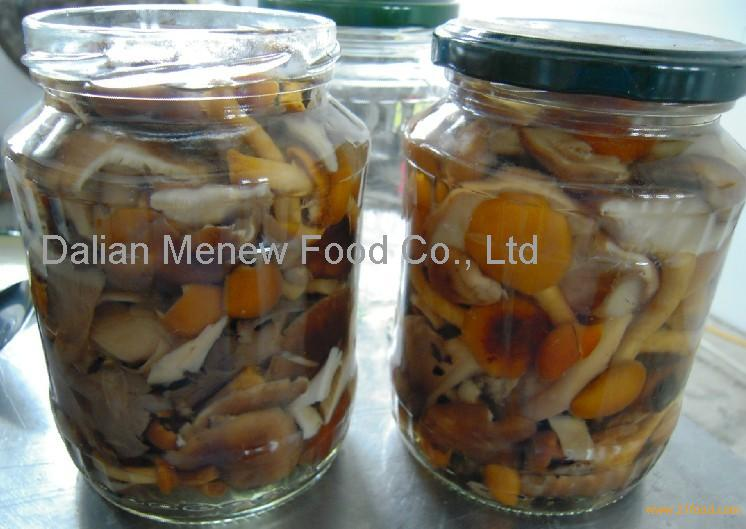 Canned Mixed Mushrooms 720ml