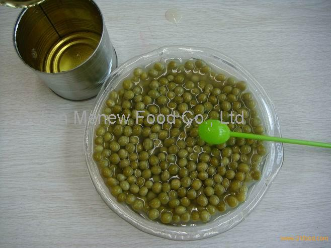 Canned Green Peas in tins 425ml /400g /250g