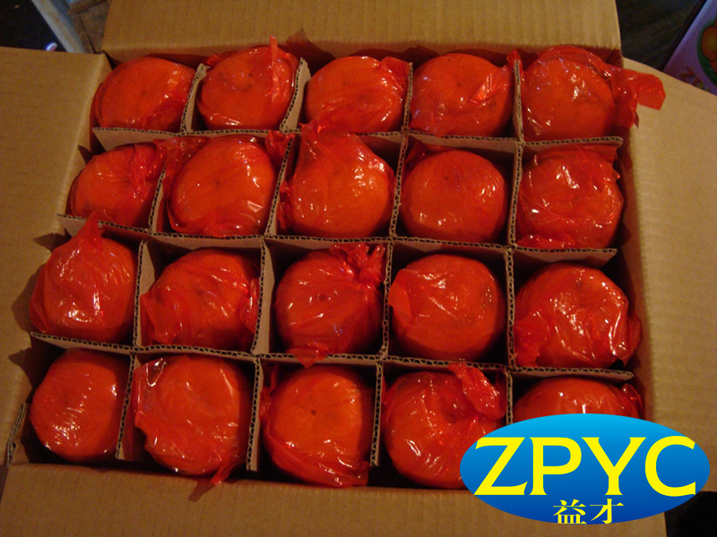 lugan mandarin orange