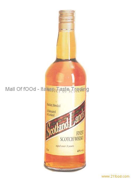Scottish Scotch Whisky