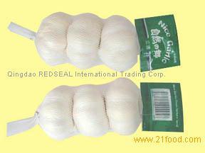 New White skin fresh garlic