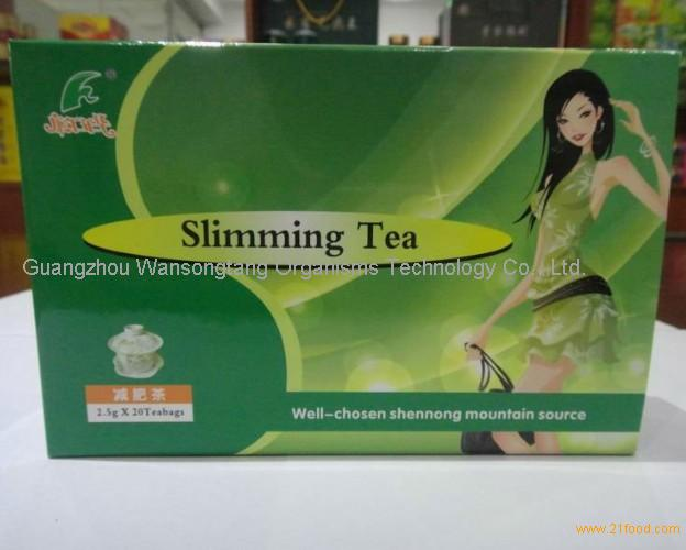 golden slim tea