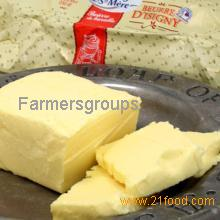how to make butter from cows milk