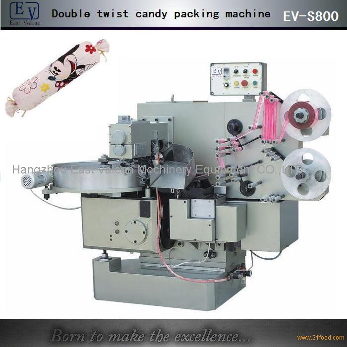 Double Twist Candy Packing Machine Products,China Double