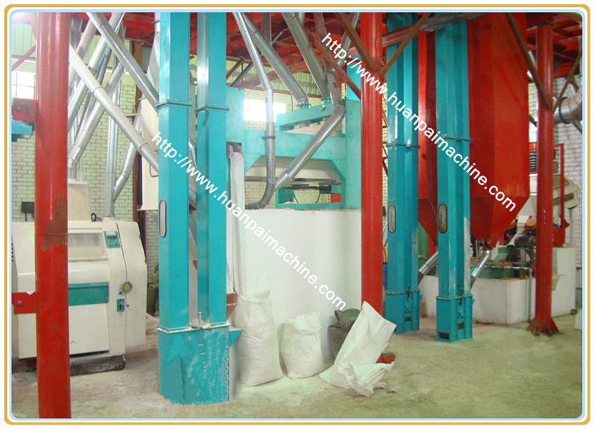 maize cleaning equipment
