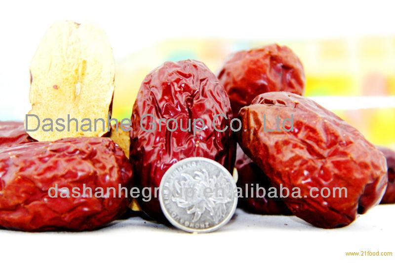 Big Dates Fruit Dried Red Date And Date Fruit