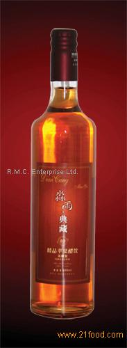 Apple Cider Vinegar Drink 650ML Glass Bottle