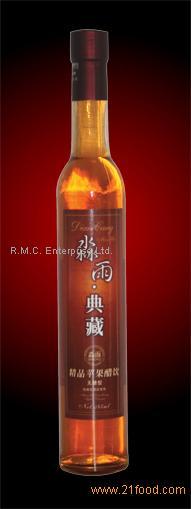 Apple Cider Vinegar Drink with Honey 385ML Glass Bottle