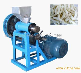 snack food extruder machine products,China snack food extruder