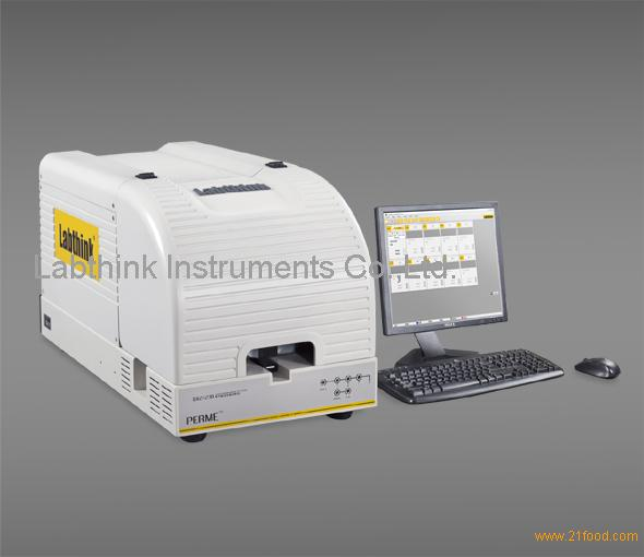 Oxygen permeability Analyzer for Barrier materials of food packages