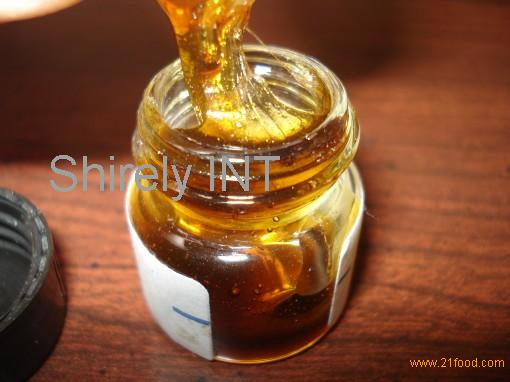 Medical grade honey oil