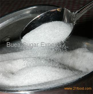 Sparkling white sugar