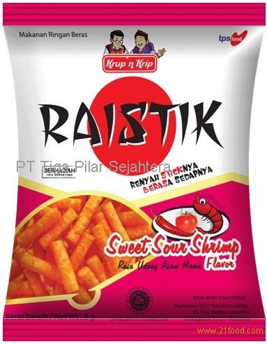 Raistik (Sweet Sour Shrimp Flavor)