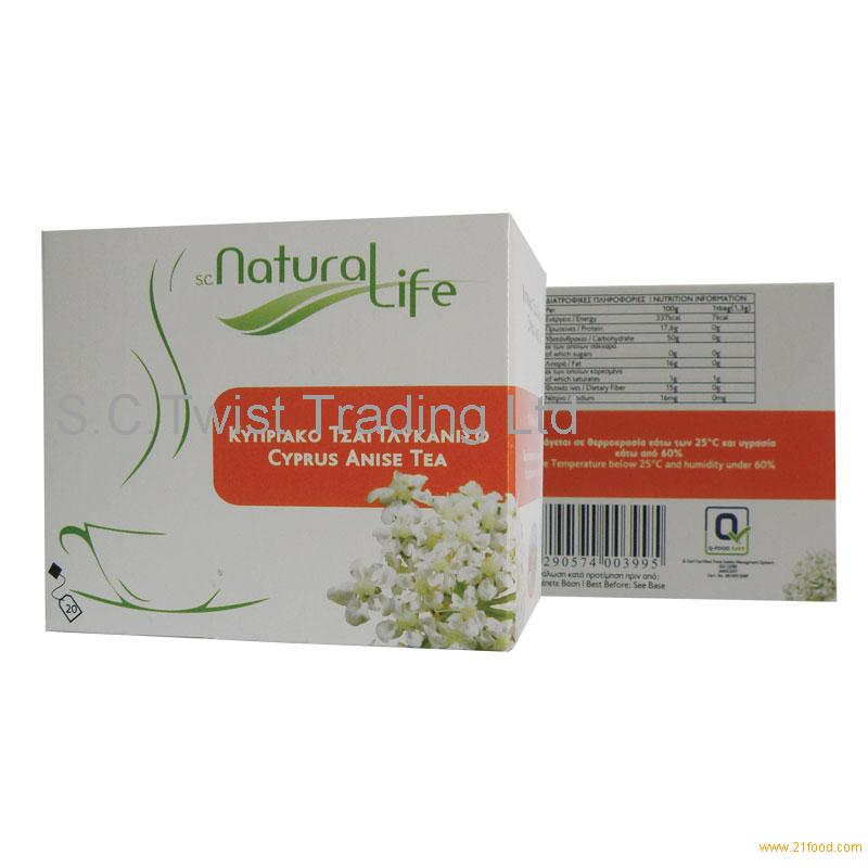 Anis Seed Herbal Tea