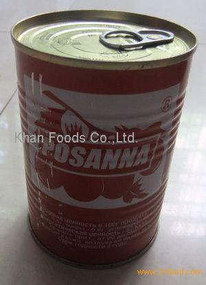 400g canned tomato