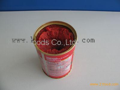 double concentrate tomato paste