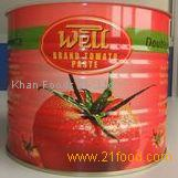 canned tomato paste 2.2kg
