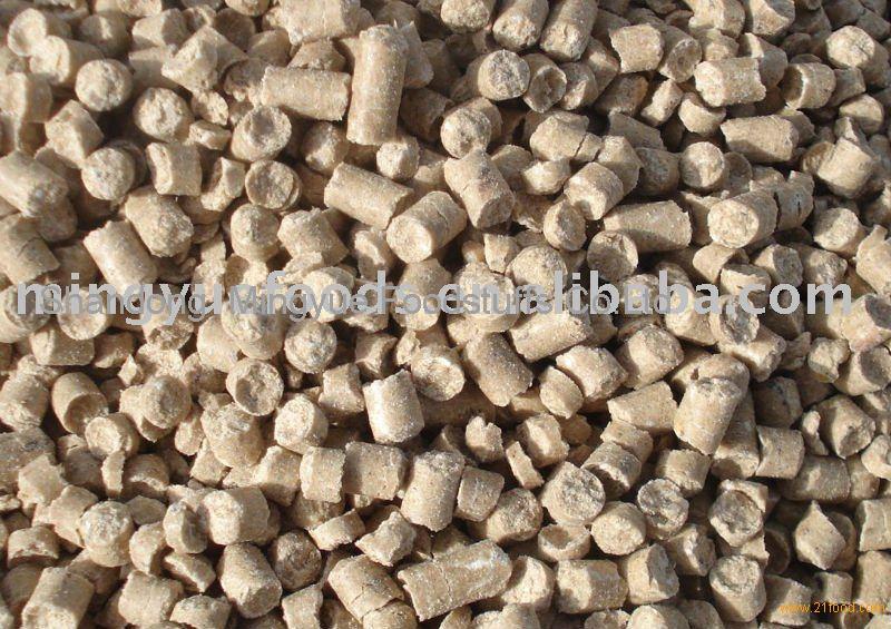 rice bran pellet