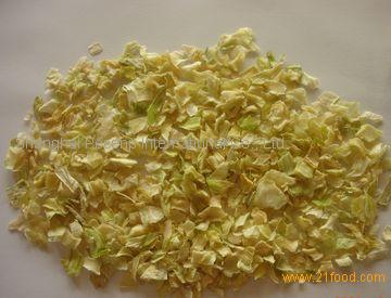 white onion flake