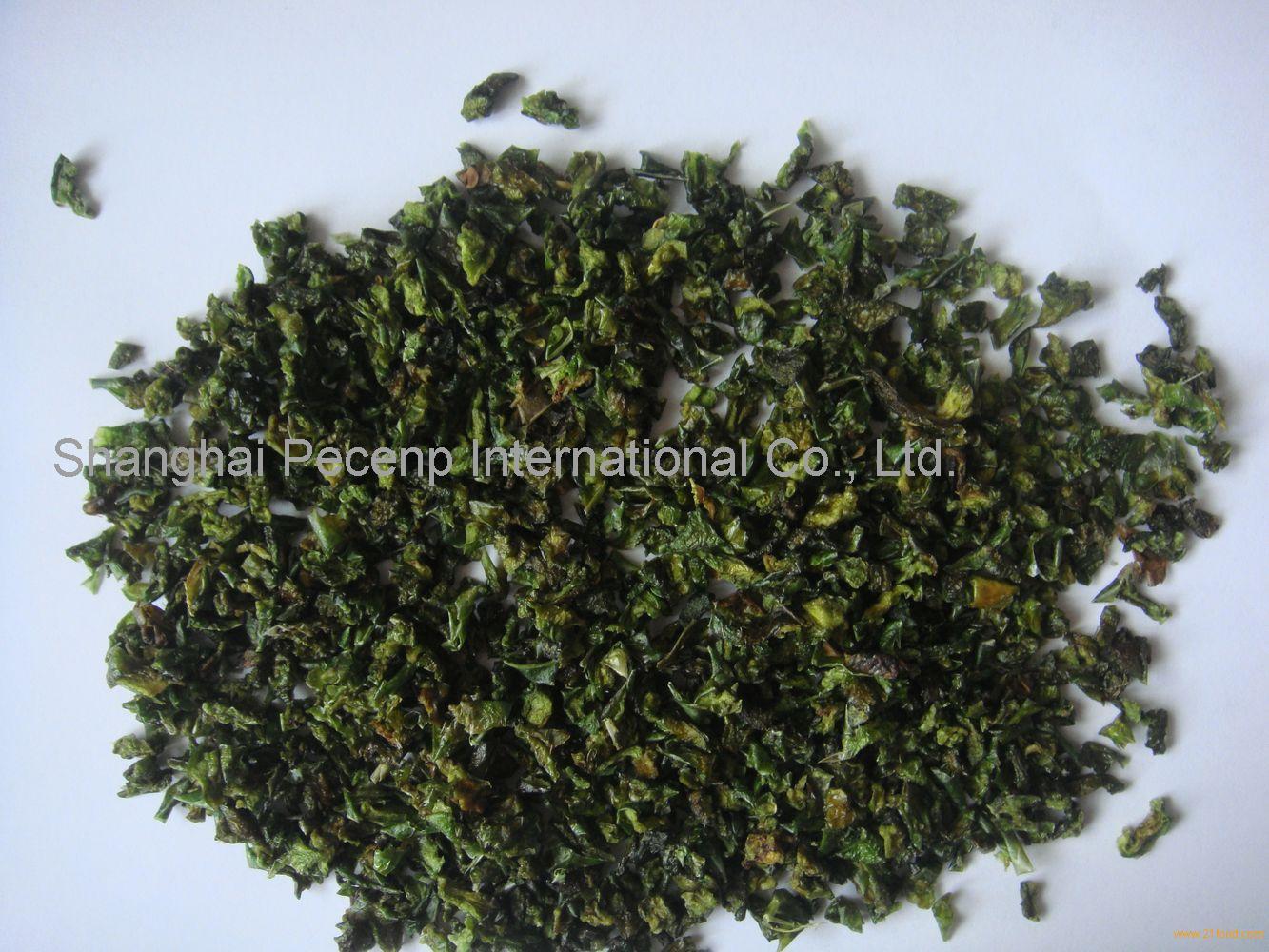 Deh green bell pepper 6-6mm