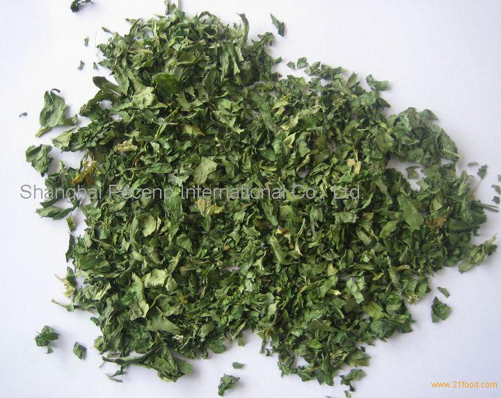 Dehydrated celery leaf 5-8mm