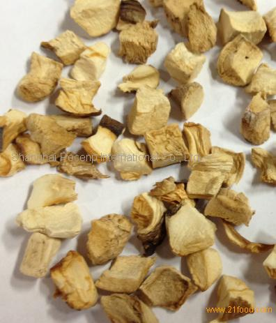 Air dried shiitake dice