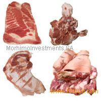 WE SUPPLY FROZEN PORK SHOULDER SKINLESS BONELESS FROZEN PORK BELLY SKIN ON BONE IN FROZEN PORK BE