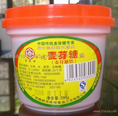 BEE BRAND MALTOSE:280g*36cups/box products,China BEE BRAND ...