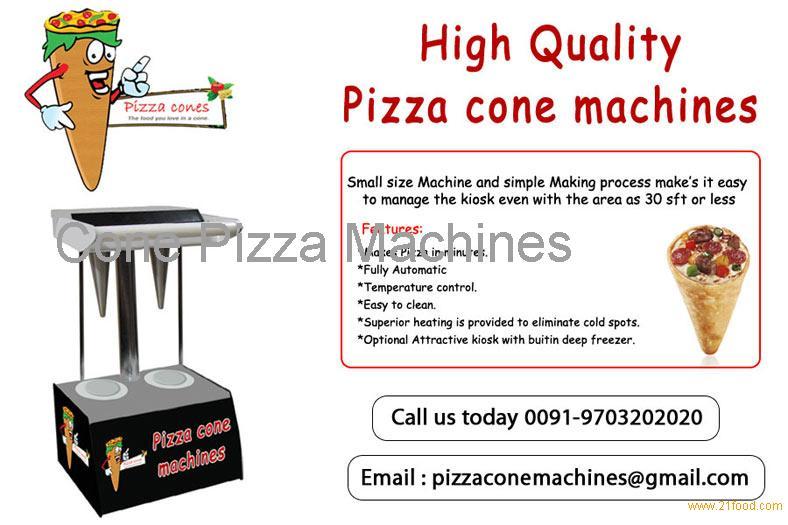 Pizza Cone Machine Pizza Cone Machinery