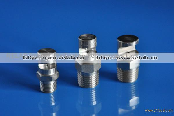 Wide angle nozzle flat fan products china