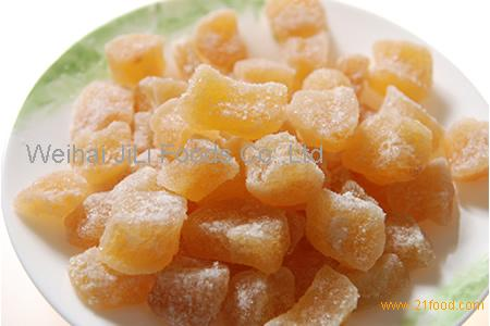 Ginger Candy Crystallized Ginger Chunk